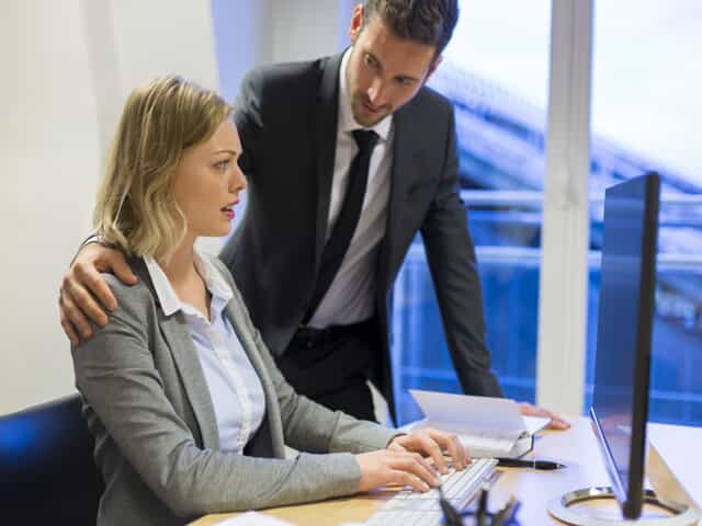 Woman Modifying a Divorce Order in Richmond
